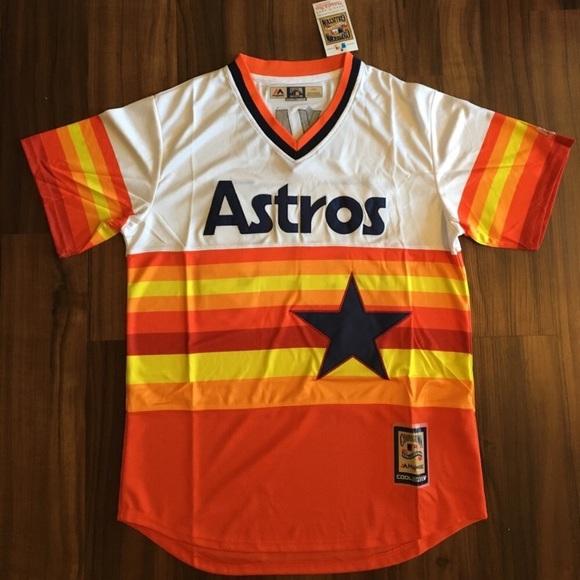 2ad62b026 Houston Astros  34 Nolan Ryan MLB Jersey